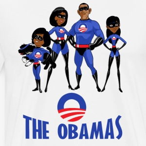 The Obamas Are Incredible - Men's Premium T-Shirt