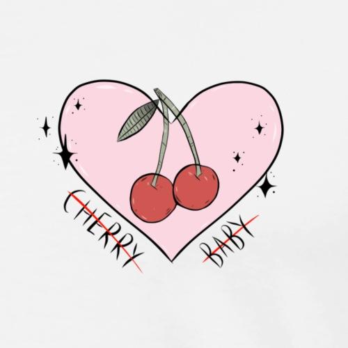 Cherry bomb - Men's Premium T-Shirt