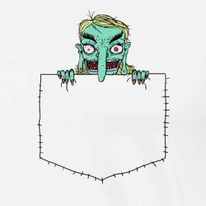 Pocket Trolls - Men's Premium T-Shirt