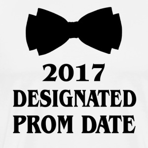Class of 2017 Prom Designated Date - Men's Premium T-Shirt