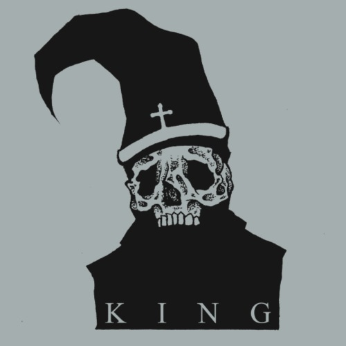 Dead King - Men's Premium T-Shirt