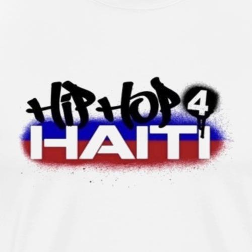Hip Hop 4 Haiti Tee - Men's Premium T-Shirt