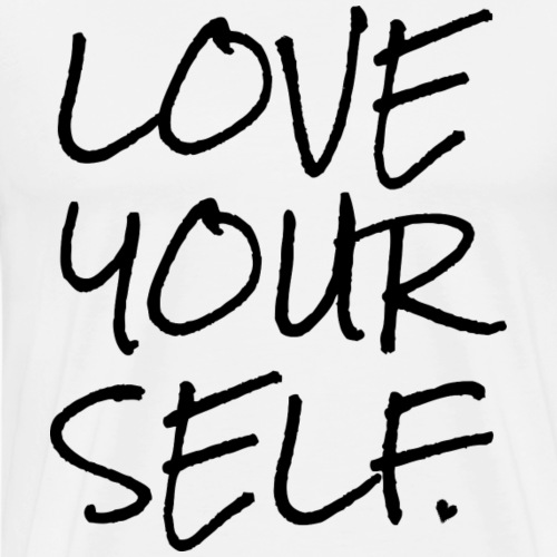 BTS_Love_Yourself - Men's Premium T-Shirt