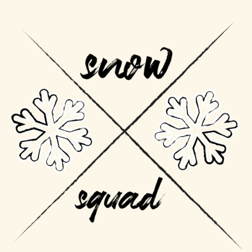 Snow Squad Simple - Men's Premium T-Shirt