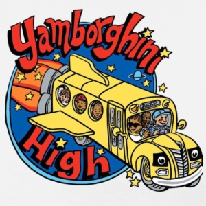 yamborghini high - Men's Premium T-Shirt