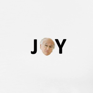 larry david joy - Men's Premium T-Shirt