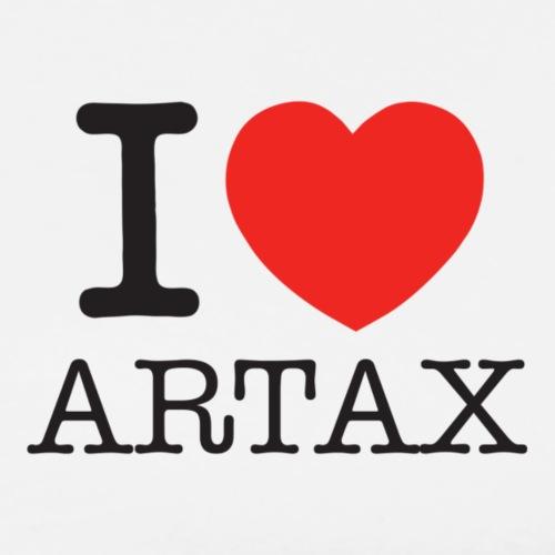 I (Heart) Artax - Men's Premium T-Shirt