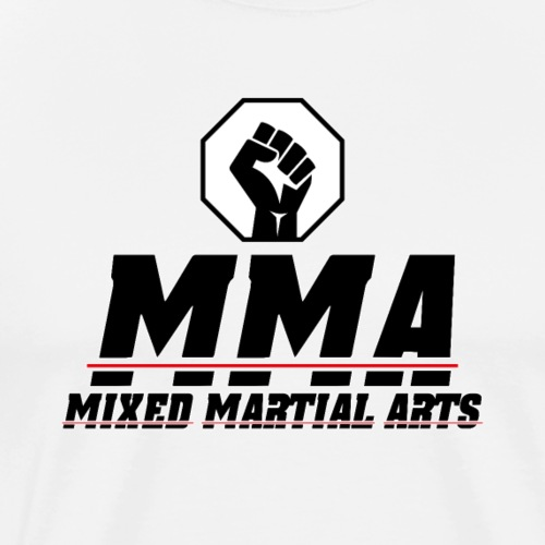 MMA Desgin - Men's Premium T-Shirt