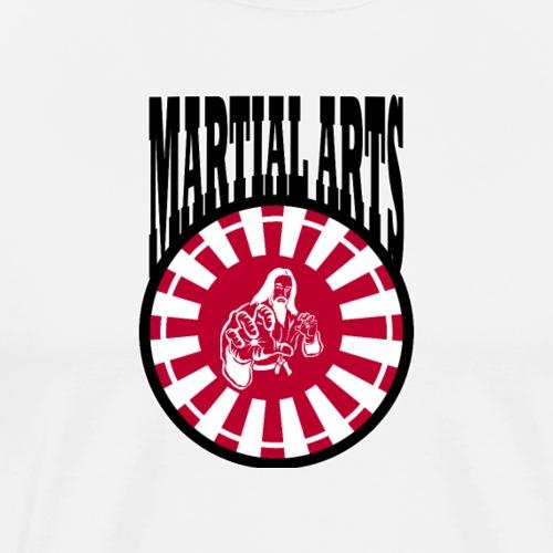 Martial Arts Desgin - Men's Premium T-Shirt
