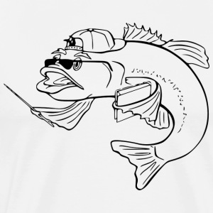 fish282 - Men's Premium T-Shirt