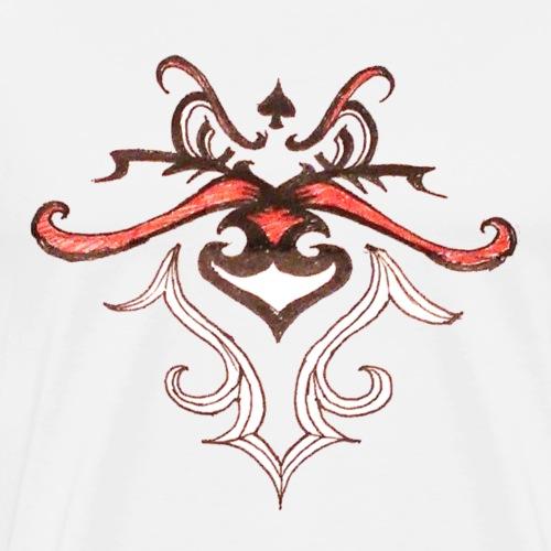 Mad Red - Men's Premium T-Shirt