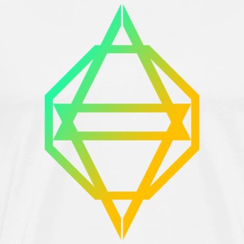 MODERN SYMBOL - Men's Premium T-Shirt