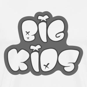 BIG BOMB LOGO TEE - Men's Premium T-Shirt