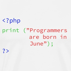 Programmers Month - Men's Premium T-Shirt