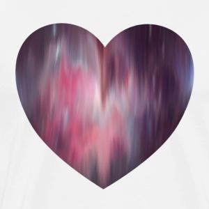 FLUID HEART - T-shirt premium pour hommes