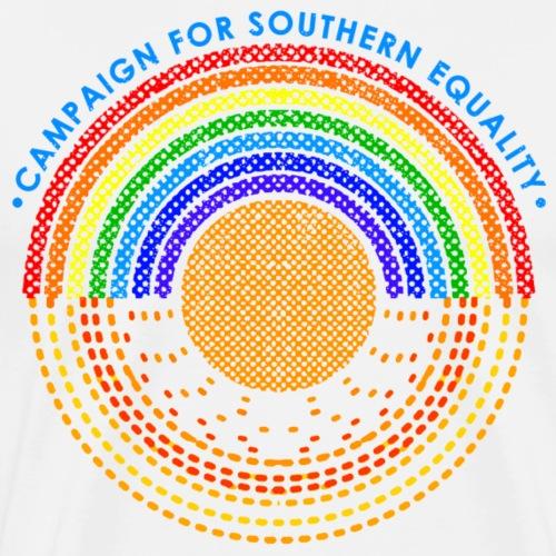 CSE Rainbow by Liz Williams - Men's Premium T-Shirt