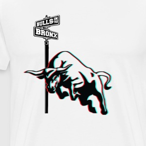 Bulls in the Bronx - Men's Premium T-Shirt