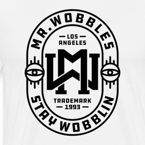 Stay Wobblin V3 - Men's Premium T-Shirt
