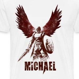 Archangel Michael - Men's Premium T-Shirt