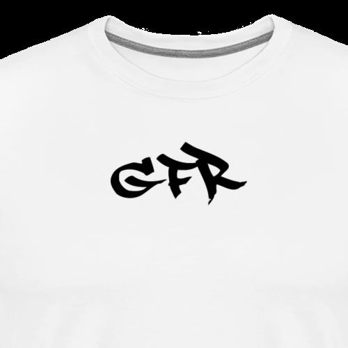 GFR - Logo Clothes - Men's Premium T-Shirt