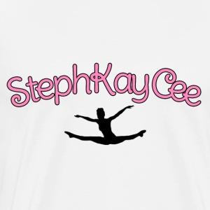 StephKayCee (Dark) - Men's Premium T-Shirt