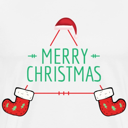 Christmas Three - Men's Premium T-Shirt