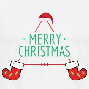 Christmas Three - Men's Premium T-Shirt
