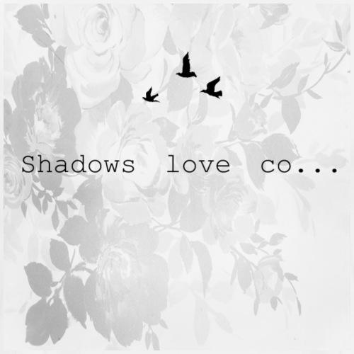 """shadows love co. """"Shadows love co..."""" - Men's Premium T-Shirt"""