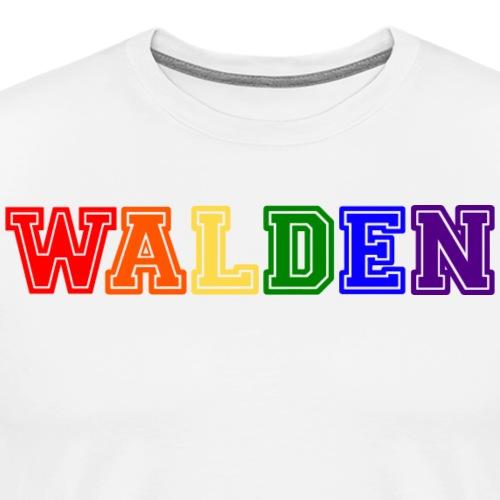 Walden Pride - Men's Premium T-Shirt