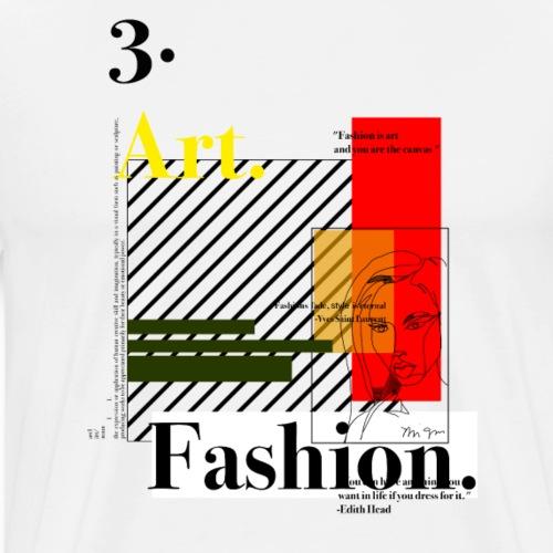 Editorial - Men's Premium T-Shirt