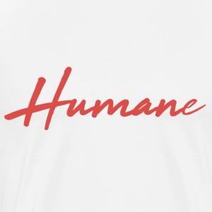 HUMANe Red - Men's Premium T-Shirt