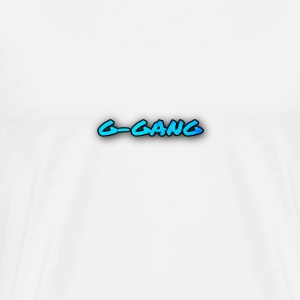 G-gang official merch - Men's Premium T-Shirt