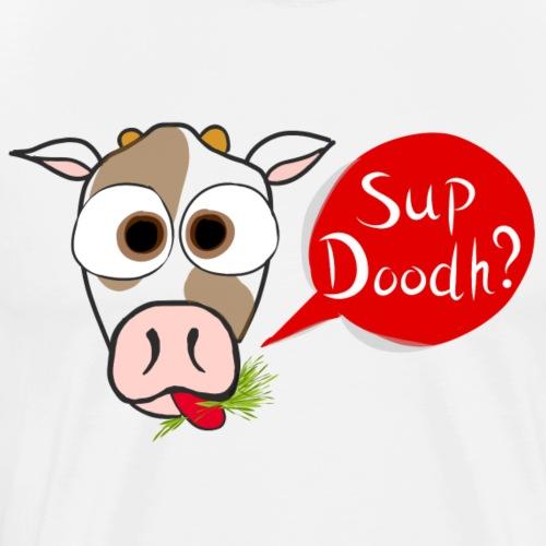 Sup Doodh? - Men's Premium T-Shirt