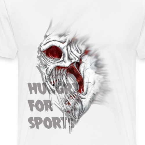 Hungry for sport - Men's Premium T-Shirt