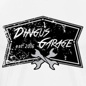 Dingus Garage - Men's Premium T-Shirt