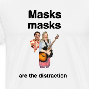 Masks Shirt - Men's Premium T-Shirt