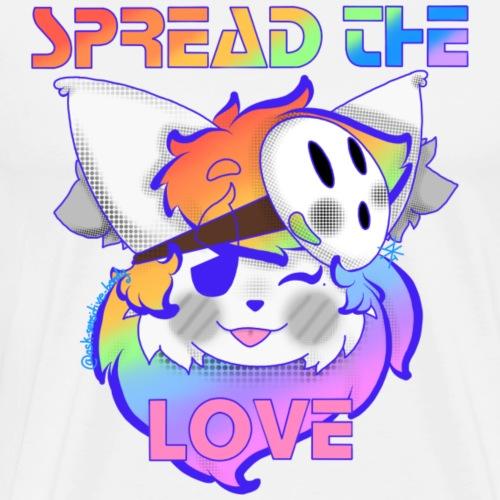 Spread The Love - Men's Premium T-Shirt