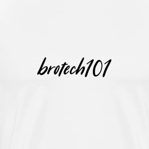 brotech101 apparel Season 1 - Men's Premium T-Shirt