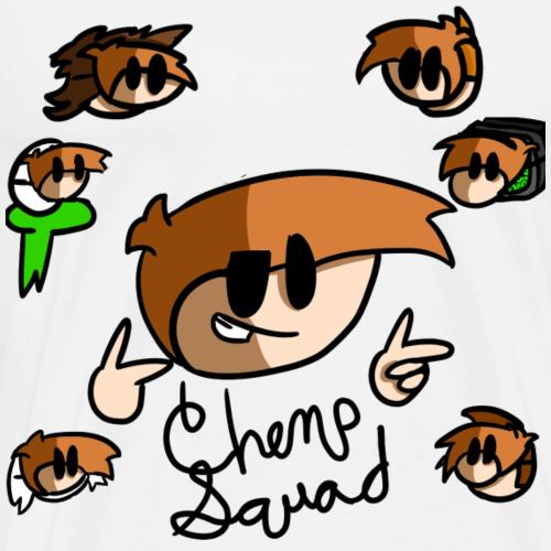 ChempSquad - Men's Premium T-Shirt