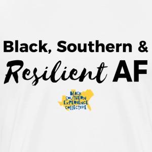 Resilient AF [Flex for a Cause] - Men's Premium T-Shirt
