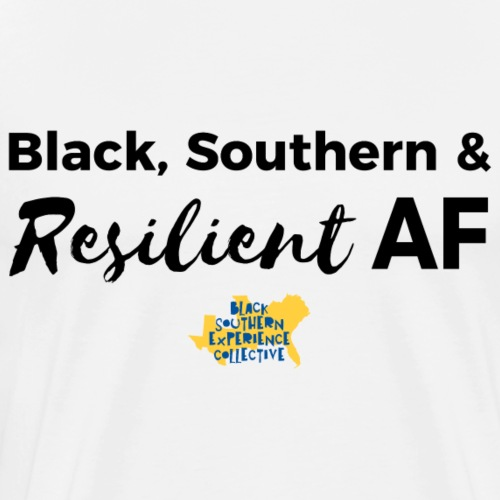 Resilient AF [Flex for a Cause] - Men's Premium T-Shirt