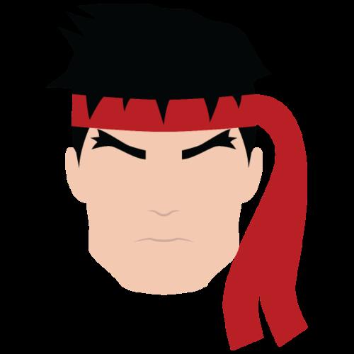 TeeFitty Styled Design [Ryu] - Men's Premium T-Shirt