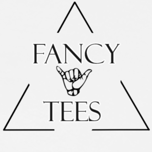 Fancy Tees Logo - Men's Premium T-Shirt