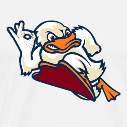 FTB Duck - Men's Premium T-Shirt
