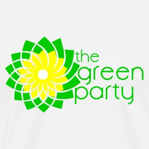 The Green Parti I - Men's Premium T-Shirt