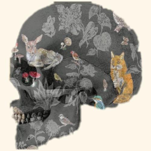 Skull N Nature - Men's Premium T-Shirt
