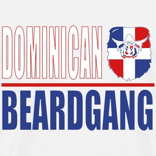 Dominican Beardgang - Men's Premium T-Shirt