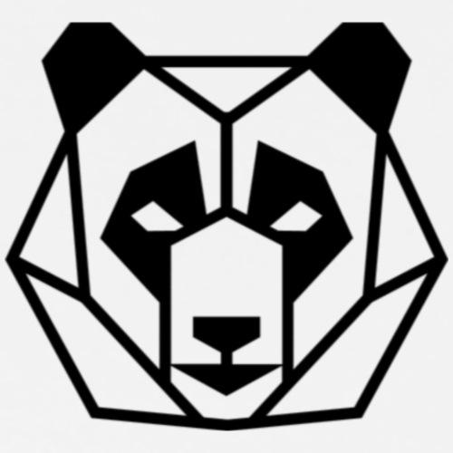 Geo Panda - Men's Premium T-Shirt