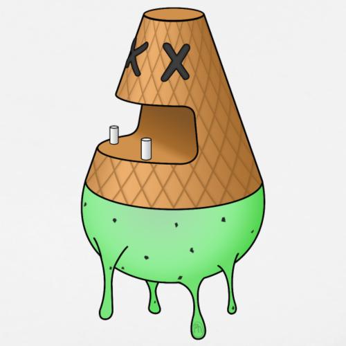 Cone Flip - Men's Premium T-Shirt