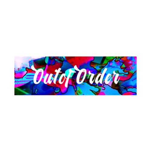 OutofOrder Edits Psychedelia Edition - Men's Premium T-Shirt